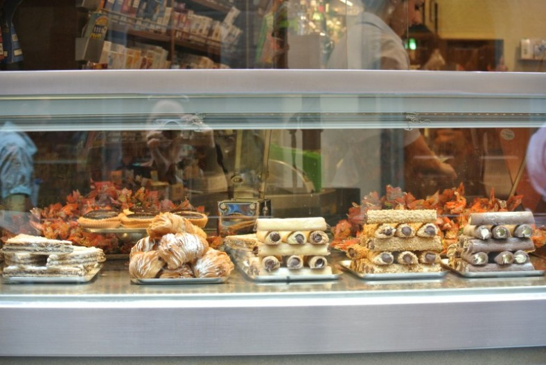 sweets florence italy