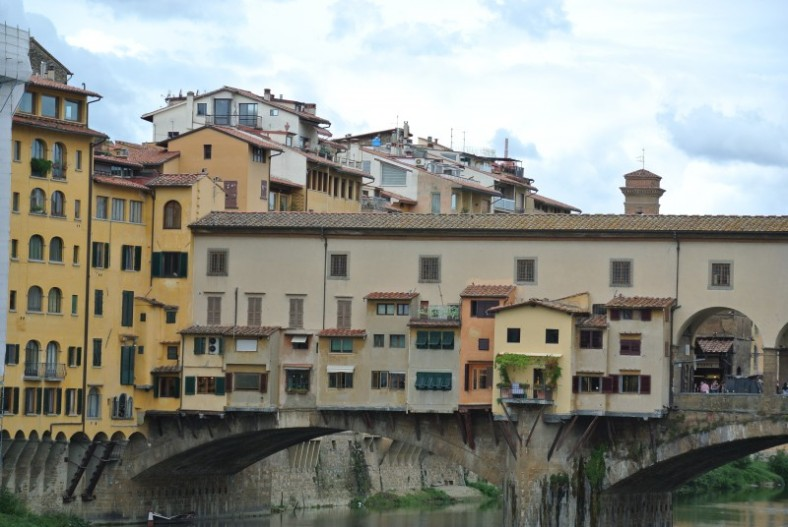 houses water florence italy 2014